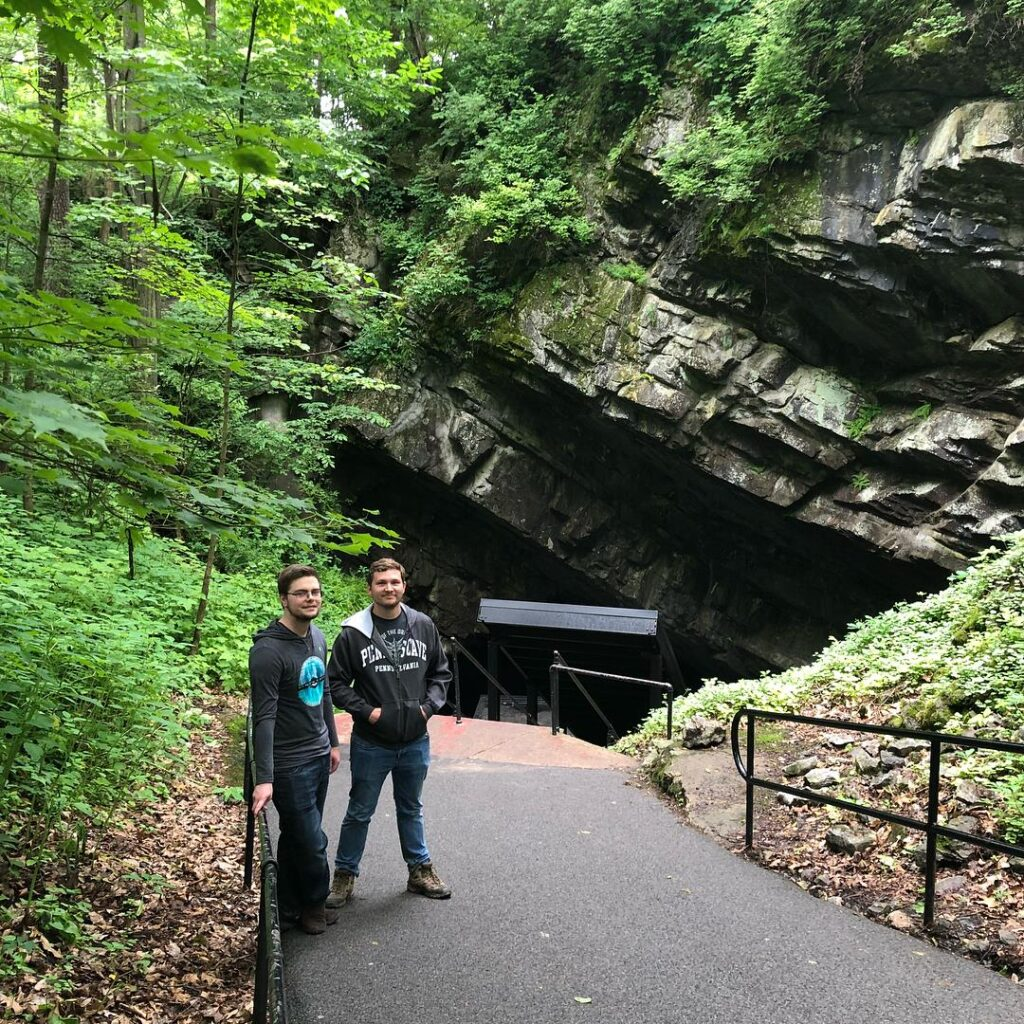 Penns Cave Pa State Parks