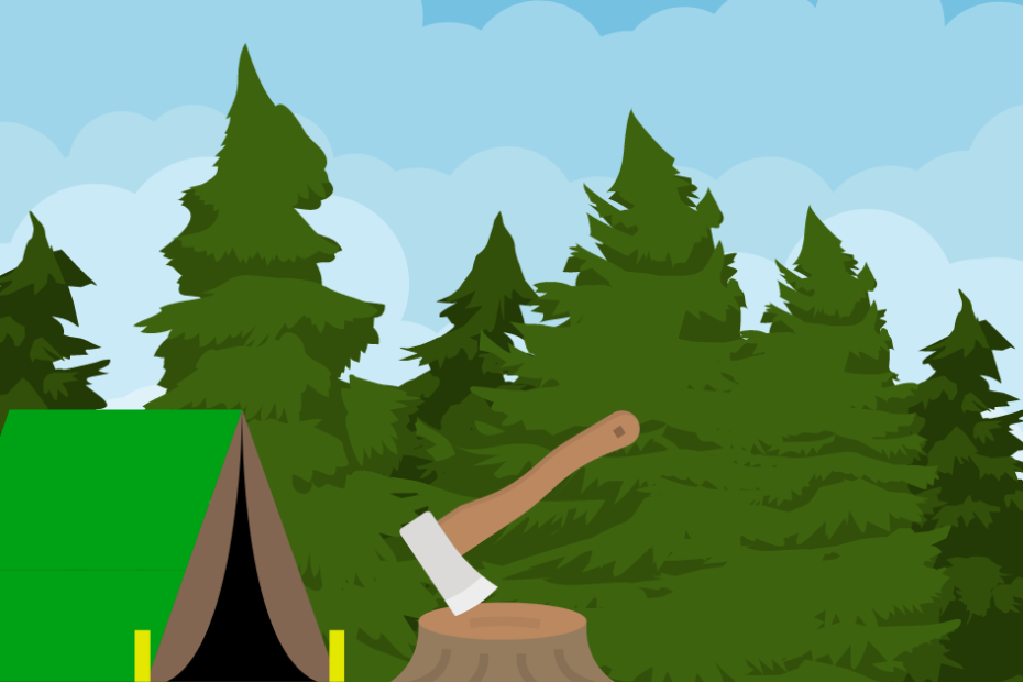 Camping Hatchets