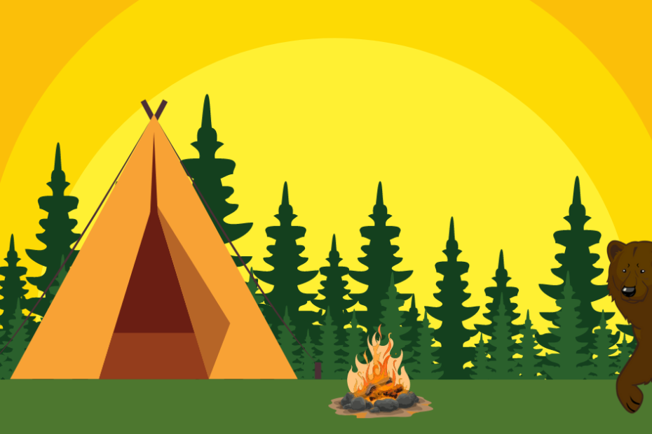 how to bear proof your campsite