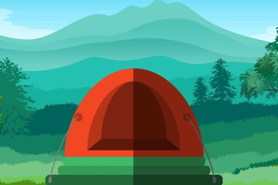 what is a dome tent